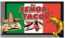Señor Taco Mexican Seafood Restaurant Logo